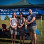 Provincial Health Services Authority (PHSA) photo: Trans Care BC, Provincial Health Services Authority
