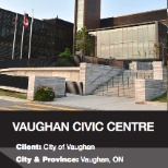 Vaughan Civic Centre Project