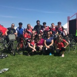 CN Cycle for CHEO - CLV Team 2018
