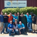Knoxville Store Volunteer Day at the Boys and Girls Club