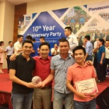 Panasonic Vietnam 10 Years Anniversary Event