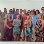 NEXTEP photo: President's Club getaway for top-earning salespeople