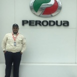 At Corporate Building of Perodua HQ