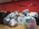 "Source4Teachers collects over 650 coats for their 2012 Holiday ""One Warm Coat"" Drive!"