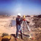 Site engineer with pratipha group general contracting(PGGC)