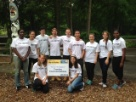 Summer Interns at Corporate Headquarters Volunteer for United Way Day of Action