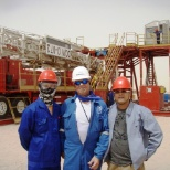 Workover rig acceptance