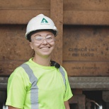 A member of our Cottage Grove Lumber Mill team