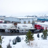 Westcan Bulk Transport photo: Westcan Terminal in Kamloops, BC