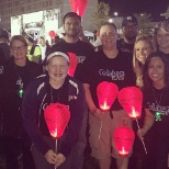 photo of Collabera, Our Charlotte office helped raise over $6,000 to beat Leukemia before the Light the Night Walk!