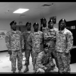 Graduating Basic Traing