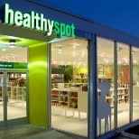 Healthy Spot photo: Newly renovated Santa Monica location with permanent dog rescue through LA Love and Leashes