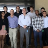 This week Mick and Rob spent some time with our 2019 interns sharing lunch and a productive round ta