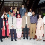 VILLA MARIA photo: Bridge Consultants Foundation Workshop at Sheraton Karachi