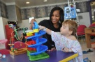 Child Life is a big part of East Tennessee Children's Hospital's culture
