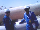 Site HSSE Manager with Corrosion Inspecting Engineer