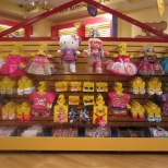 Build-A-Bear Workshop photo: Great Merchandise!