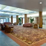 Cape Fear Valley Health System photo: Front Lobby