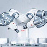 ABB photo: ABB's YUMI-Dual Arm Robot