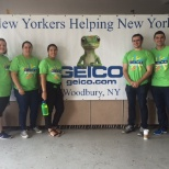 GEICO photo: Our Woodbury office LOVES their community. We raised over $1 mil for United Way last year!