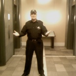 Working in Private Security, back in Seattle, Wa.  2008