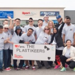 AXIOM GROUP Inc. photo: Big Bike Charity Fundraiser with the Heart & Stroke Foundation