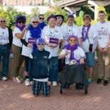Visiting Angels photo: Walking for Alzheimer's