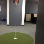 Prestige Staffing photo: New office...putt putt anyone?