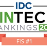 FIS ranked #1 on IDC FinTech Rankings for 2017!