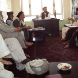 Meeting with DDA Head and members discussion and Explaining about Mercy Corps Programs.