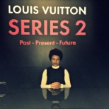 Attending the front desk as greeter and guide during Louis Vuitton's Series II Exhibition.