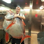 Silversea Cruises photo: butcher shop