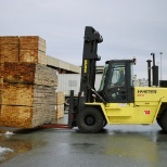 WAJAX photo: Hyster Forklifts are the bread and butter of successful supply chains, only from Wajax.