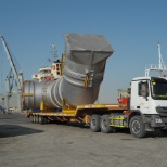 Heavy Lift Loading