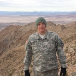Tiefort Mountain Fort Irwin CA