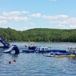 Our Waterfront Splash Zone and summer recreation offering