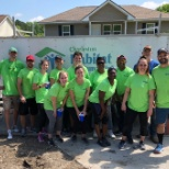 Gildan Volunteers - Charleston Habitat for Humanity