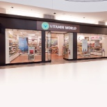 The new look of Vitamin World