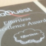 adaQuest photo: Effortless Excellence Award - Awards & Recognitions program