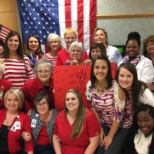 Rapides Regional Medical Center photo: Celebrating Veterans Day!