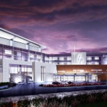 Forest Park Medical Center photo: A rendering of the projected design of Forest Park San Antonio