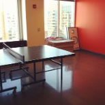 Ping pong anyone?