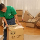 Relocation Services-Worldwide movement and storage of household goods and personally-owned vehicles.