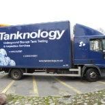 TANKNOLOGY photo: UK Truck testing in Finland
