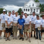 New York Life Southern Connecticut office builds a home in Stratford with Habitat For Humanity