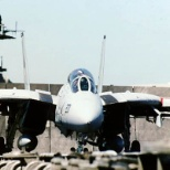 VF-14 Tophatters ( F-14 on the Cat )