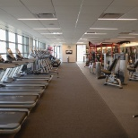 Commvault photo: HQ gym facilities