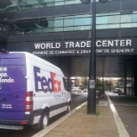 ... FedEx Photo: Livraison World Trade Center Grenoble  Fedex Careers