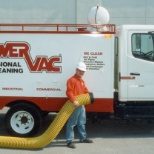 Power Vac photo: Power Vac Truck