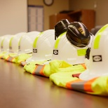 Canfor photo: Canfor is committed to providing a safe and healthy working environment for all employees.